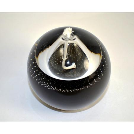 Olejka černá+ bubl. - 80 mm,61526/08
