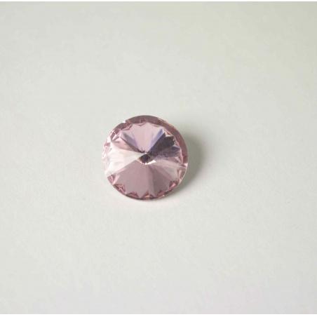Rivolka - 12 mm - růžová