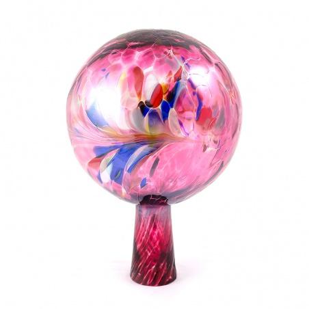 Plotová koule  -  růžová č. 8
