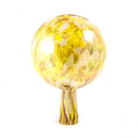 Plotová koule  -  žlutá č. 5