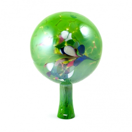 Plotová koule  - zelená č. 1