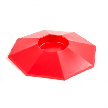 Důlek na cvrnkání kuliček - červený