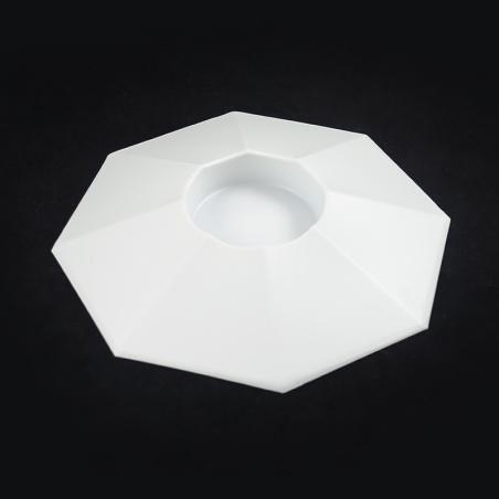 Důlek na cvrnkání kuliček - bílý