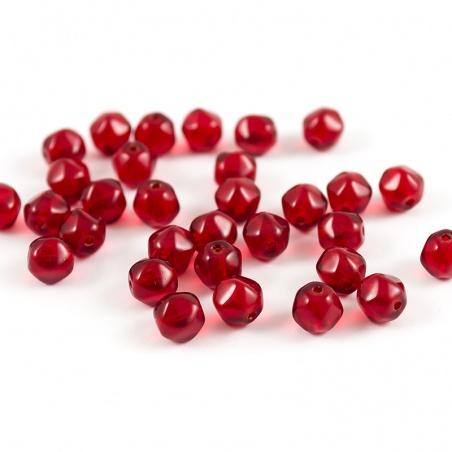 Sáček 10g - angličák červený, 6 mm