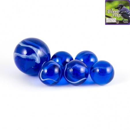 Cvrnkací kuličky Blue Jay