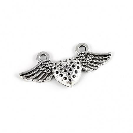 Přívěsek andělská křídla 1 ks