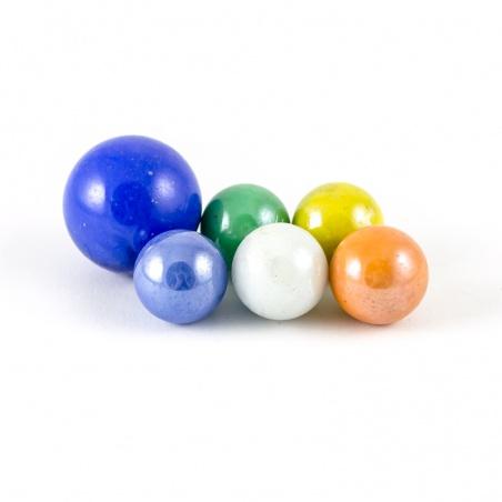 Cvrnkací kuličky - perly