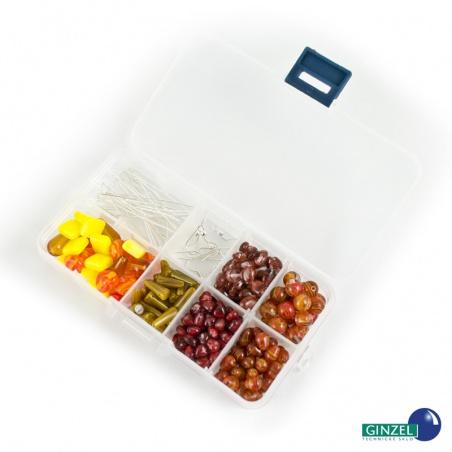 Set s komponenty 105 g - hnědý