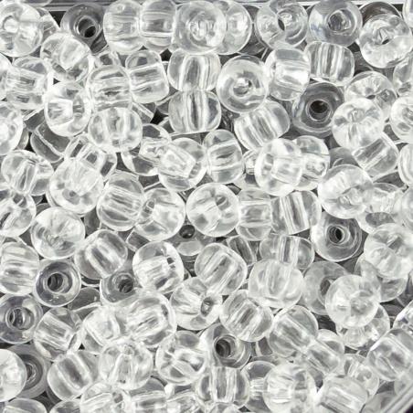 Rokajl - 11/0 - čirá - 20 g