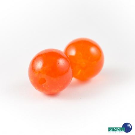 Praskačky 12 mm - oranžová - 2 ks