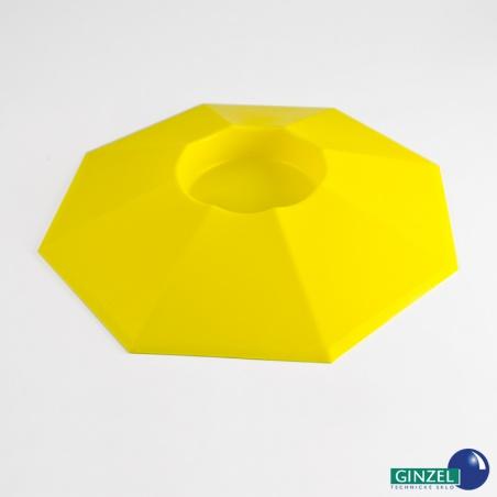 Důlek na cvrnkání kuliček - žlutý