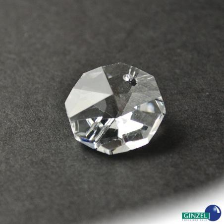 Krystal - hlavička čirá 14 mm