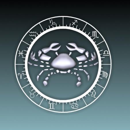 Koule 80 mm s 3D motivem - rak