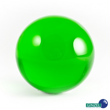 Dekorační koule 60 mm - 07 sv.zelená