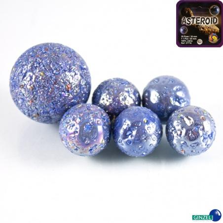 Cvrnkací kuličky Asteroid
