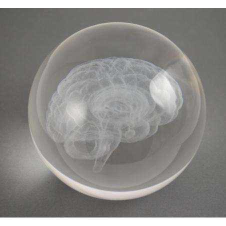 Koule 100 mm 3D - květ života