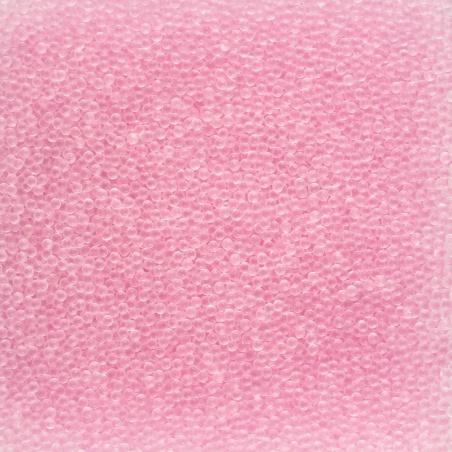 Barevné kuličky - 2,4 mm - růžová
