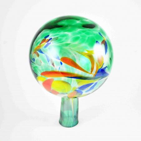 Plotová koule - lah. zelená č. 10
