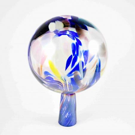 Plotová koule  - modrá č. 2