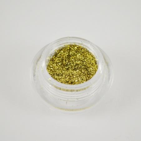 Polyester Glitter 2510/ 51-3hex gold