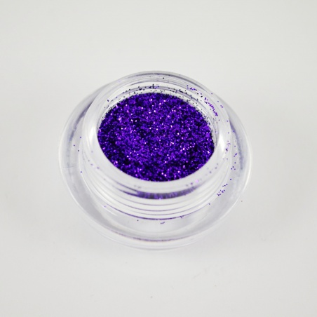 Polyester Glitter 2510/ 56-3hex purple