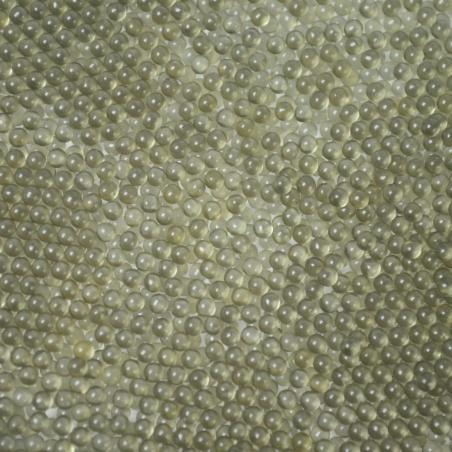 Barevné kuličky  - 2,2 mm šedá