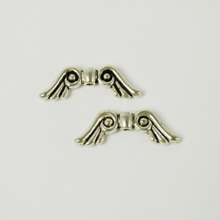 Ozdoba - andělská křídla antik starostř.
