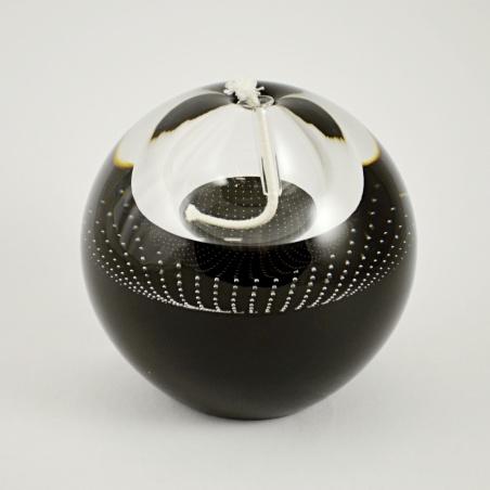 Olejka černá + bubl. - 100 mm, 61526/10
