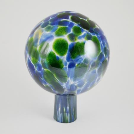 Plotová koule - modrozelená č. 13