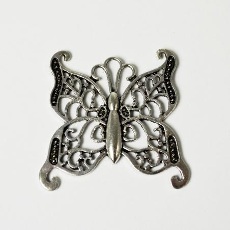 Přívěsek - motýl velký zdobený