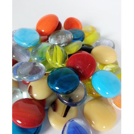 Nugety mix barevný