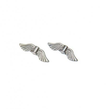 Ozdoba - andělská křídla starostř. 2 ks